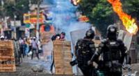 La Red de Derechos Humanos Francisco Isaías aseguró haber recibido 14 reportes de personas que han fallecido en medio de las protestas. Solo siete ya han sido confirmadas .