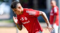 Paolo Guerrero en polémica por no querer renovar con el Inter.