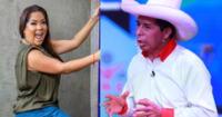 Katia Palma lanzó fuerte comentario contra Pedro Castillo.