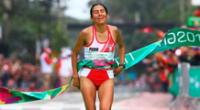 Gladys Tejeda alcanzó clasificación a  los Juegos Olímpicos de Tokio.