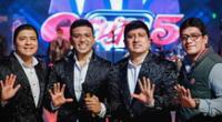 Grupo 5 denuncia uso ilegal de su música en campaña presidencial