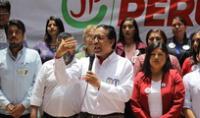 La agrupación política Juntos por el Perú  indicó el respaldo que brindará a la candidatura de Pedro Castillo en la segunda vuelta electoral.