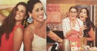 Rebeca Escribens dedica emotivo mensaje a Gianella Neyra por su cumpleaños.