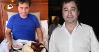 Alfredo Zambrano celebró su cumpleaños comiendo un rico cuy.