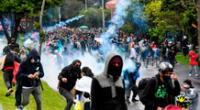 Colombia atraviesa una crisis política.