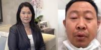 Keiko se manifestó sobre el estado de salud de su hermano Kenji, quien enfermó de COVID-19