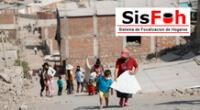 Actualiza tu CSE en el SISFOH mayo 2021. Conoce aquí si tu distrito es pobre.