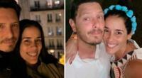Cristian Rivero sorprendió a Gianella Neyra con saludo por su cumpleaños.