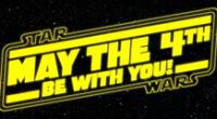 Los fans de Star Wars pueden unirse a las celebraciones en redes sociales utilizando los hashtags #StarWarsDay y #MayTheFourthBeWithYou.