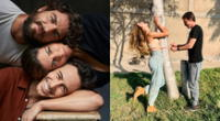 La actriz Stephanie Cayo agradeció la posibilidad de poder conocer el Perú grabando bajo la dirección de Bruno Ascenzo para Netflix.
