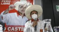 Pedro Castillo continúa liderando las encuestas de intensión de voto de cara a la segunda vuelta electoral.