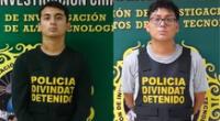 Dictan prisión para banda de ciberdelincuentes del Callao