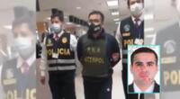 Extrabajador de Prosegur salió en libertad por no ampliarse su prisión preventiva.