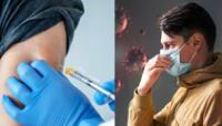 Reino Unido: Estudio revela que haber tenido coronavirus podría mejorar eficacia de la vacuna.