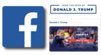 La plataforma del expresidente de Estados Unidos se llama