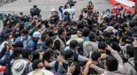 Violeta Bermúdez exhortó a organizaciones políticas evitar aglomeraciones.