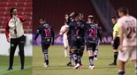 Universitario cayó en Quito ante Independiente del Valle por la tercera fecha de Fase de Grupos.