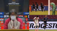 Ángel Comizzo se pronunció tras la dolorosa derrota de Universitario ante Independiente del Valle.