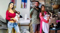 La modelo Claudia Ramírez aseguró que antes quería ser madre por segunda vez, pero que ahora prefiere darle prioridad a su bebé con Diego Gemínez.