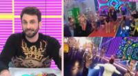 Rodrigo González preocupado por gran cantidad de artistas en el set de 'Chola Chabuca'
