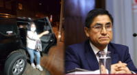 Keiko Fujimori asistió a actividad proselitista con camioneta que estaría vinculada al exjuez César Hinostroza.