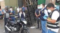 Dictan prisión contra el policía Edgard Omar Jaúregui Llanto por pedir coima a detenido
