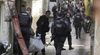 Al menos 25 muertos en operación antidrogas en favela de Río de Janeiro