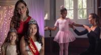 Maju Mantilla y Vania Masías en Disney Princesas