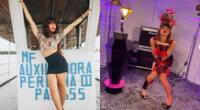"""""""La Uchulú"""" agradece a sus fans por hacer tendencia su canción 'Pobre pero Pituca'"""