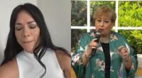 """Mamá de Milett Figueroa sobre Sheyla Rojas: """"Nadie tiene el derecho de criticar a una madre"""""""