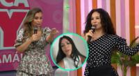 Ethel Pozo y Janet Barboza se refirieron a los comentarios que Rodrigo González y Magaly Medina tuvieron