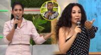 "Melissa Paredes a Janet Barboza: ""Se cree Gisela, ubíquese por favor"" [VIDEO]"