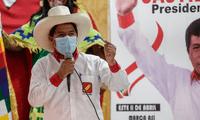 El candidato presidencial a segunda vuelta Pedro Castillo, se manifestó sobre el último sondeo de Datum