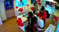 asaltan tienda tecnológica en SJL
