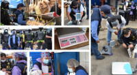 El Ministerio Público de Lima Sur y la policía incautaron balanzas que robaban peso en Chorrillos