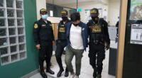 PNP detuvo a cómplice de robo en un restaurante