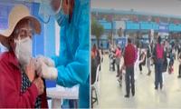 Hoy inicia la vacunación a los adultos mayores de 70 años