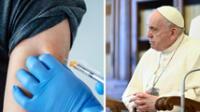 """Papa Francisco apoya anular patentes de vacunas contra el coronavirus: """"Acceso universal"""""""