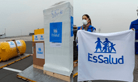 EsSalud envía tres plantas de oxígeno a Tumbes y Amazonas