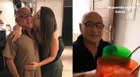 """Melissa Klug recuerda a su padre con emotivos videos: """"Un año sin ti"""""""