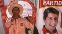 Pedro Castillo negó que su plan de Gobierno se asocia a Venezuela.