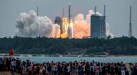 Cohete chino ya tiene fecha de caída en la Tierra.