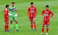 The Strongest no quiso  postergar partido y Royal Pari jugó con 7 jugadores.