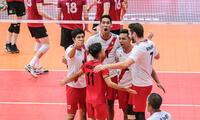 Romay comando la preselección peruana de voleibol masculino