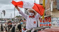 Pedro Castillo se mantiene líder a menos de un mes de la segunda vuelta de las Elecciones Generales 2021.
