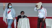 Debate en Chota, Cajamarca, se llevó a cabo el sábado 1 de mayo.