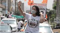 La lideresa naranja incrementó su apoyo respecto al estudio mostrado el pasado 25 de abril, donde ostentó el 31,4 % sobre el 29,3 % que consiguió Castillo.