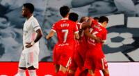 Real Madrid vs Sevilla 2021