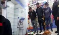 delincuentes roban 35 mil soles de farmacia