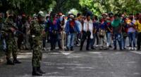 Colombia sigue en pie de lucha pese a la dimisión de la reforma tributaria.
